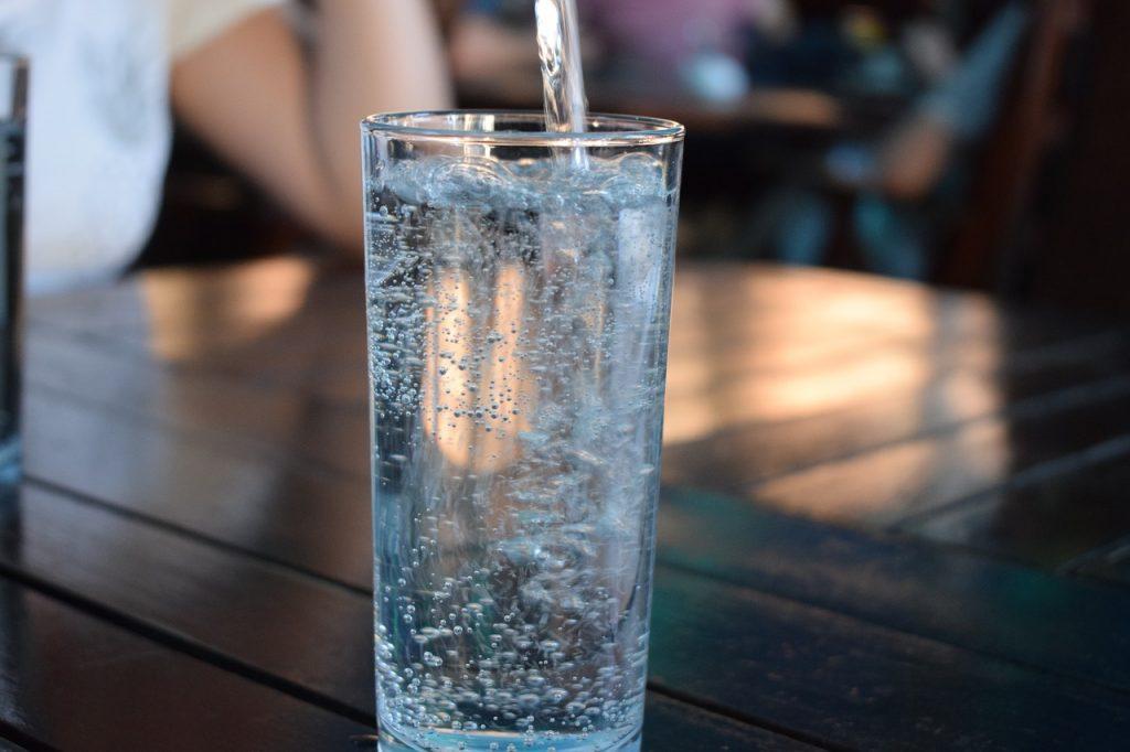 eau de boisson